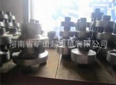 彈性聯軸器 CLZ型齒輪聯軸器  礦山