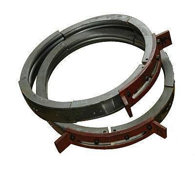 10t电动葫芦导绳器铸钢铸铁球墨 2