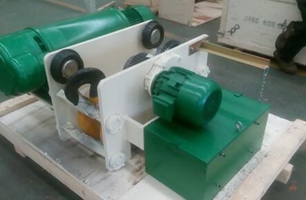 GD型低淨空電動葫蘆 3