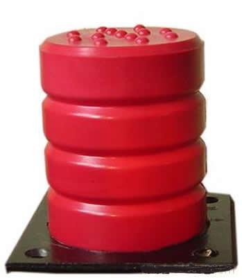 起重机防撞装置聚氨酯缓冲器 1