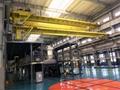 新型電動吊鉤橋式起重機 1