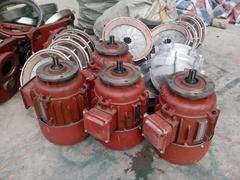 Crane motor  End beam running motor
