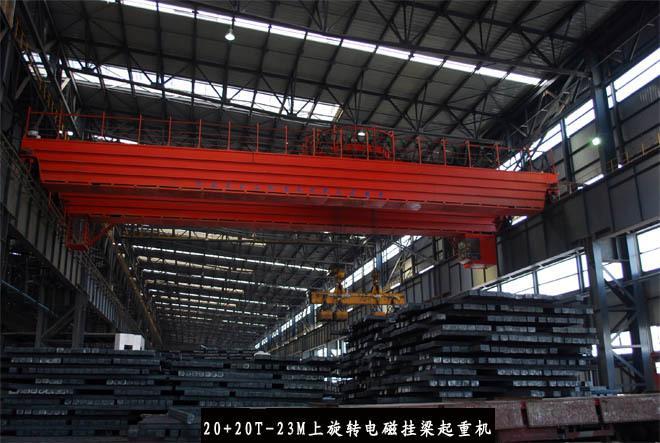 LH电动葫芦桥式起重机 1