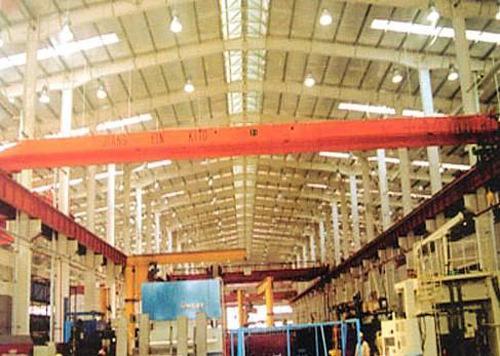 20吨LB型防爆电动单梁起重机 3