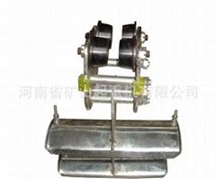 河南矿山CH-2电缆滑车 尾车 起重机配件