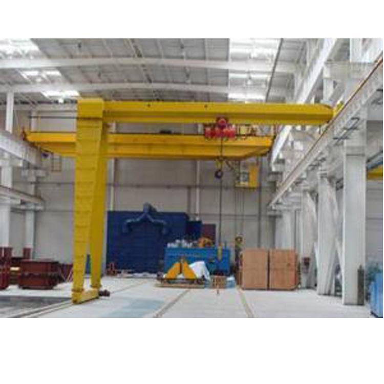 BMH型2~10噸電動葫蘆半門式起重機 2