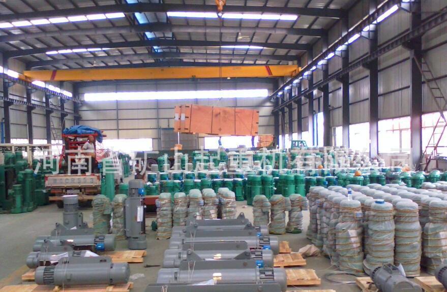 非標 電動葫蘆 河南省礦山起重機 2