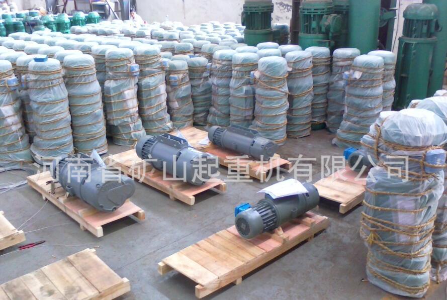 非标 电动葫芦 河南省矿山起重机 3