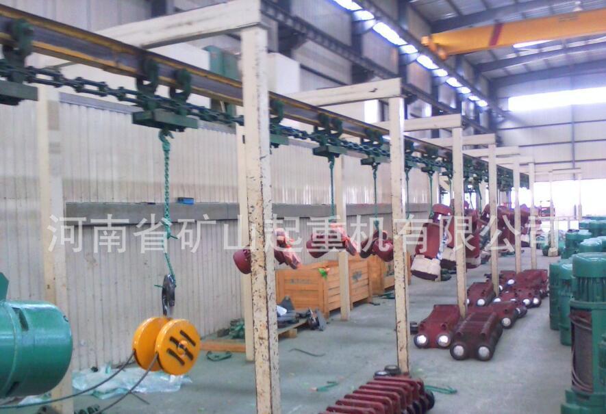 非标 电动葫芦 河南省矿山起重机 4