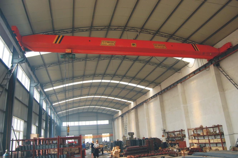 3吨单梁起重机 LDA3T跨度11.5/12/12.5/13米 3
