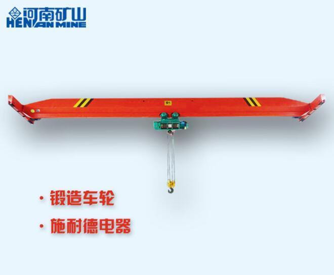 QD型5吨吊钩桥式双梁起重机QD5T-26.5/27.5/28.5/29.5M 1