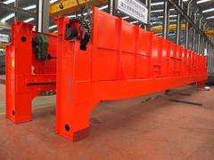 YZ double beam crane casting bridge crane