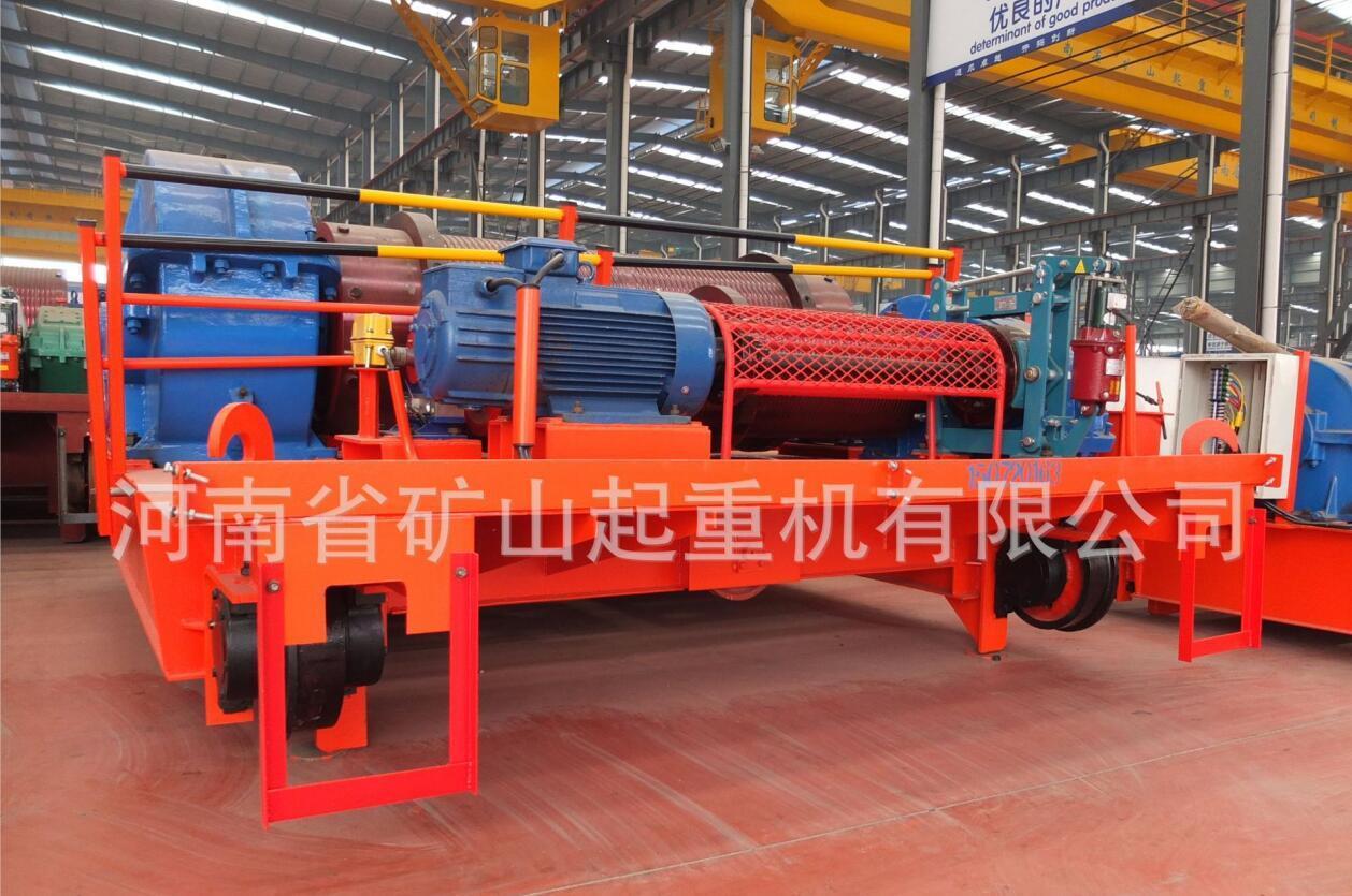 YZ铸造双梁桥式起重机  河南矿山 3