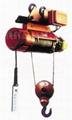 非標軌寬電動葫蘆