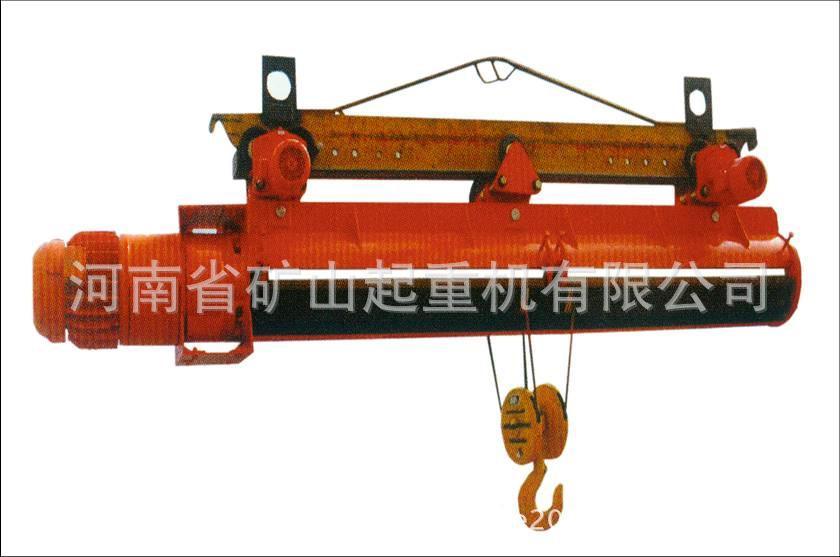 高空鋼絲繩電動葫蘆10t-50m 3