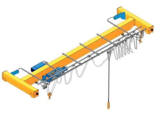 HD型1/2/3/5/10/16/20吨电动单梁起重机 1