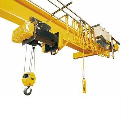 HD型1/2/3/5/10/16/20吨电动单梁起重机 2