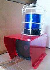 Sound-light alarm s-j3 anti-collision alarm/sound-light alarm