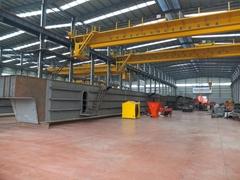 Type LH 3-ton electric hoist double beam crane lh3t-10.5/11.5/12.5/13.5 M