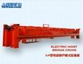 LH型3吨电动葫芦双梁起重机LH3T-10.5/11.5/12.5/13.5M 4