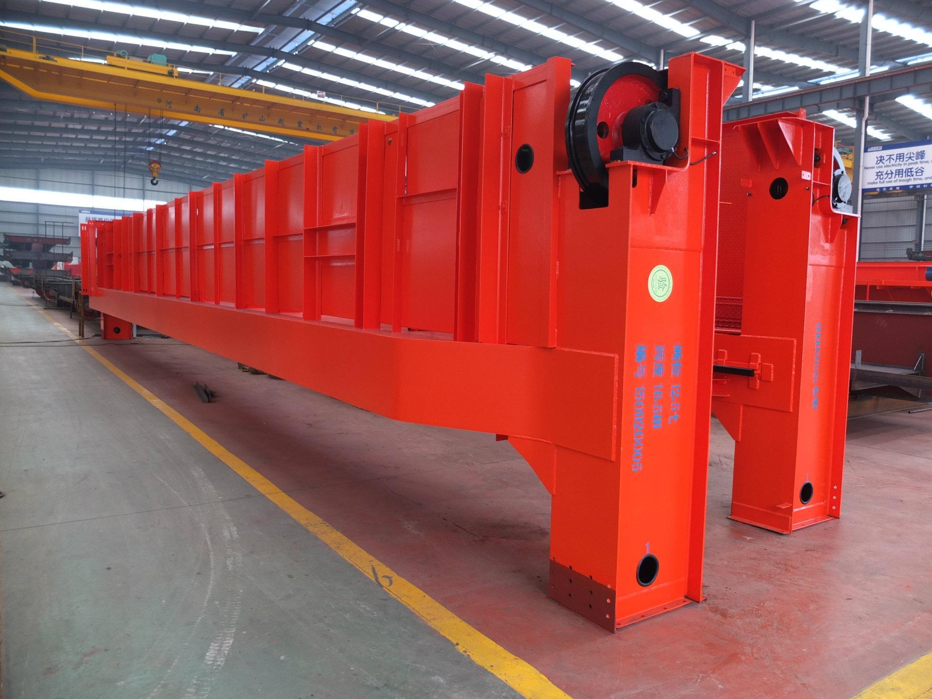 LH型3噸電動葫蘆雙梁起重機LH3T-10.5/11.5/12.5/13.5M 5