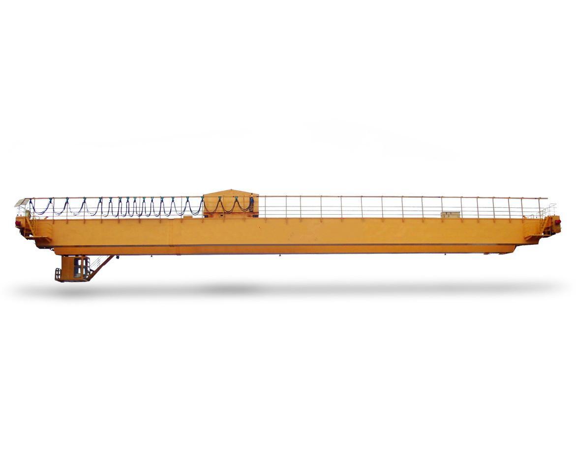 QD型16/3.2噸吊鉤橋式雙梁起重機 河南礦山起重機 2