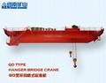 QD型16/3.2噸吊鉤橋式雙