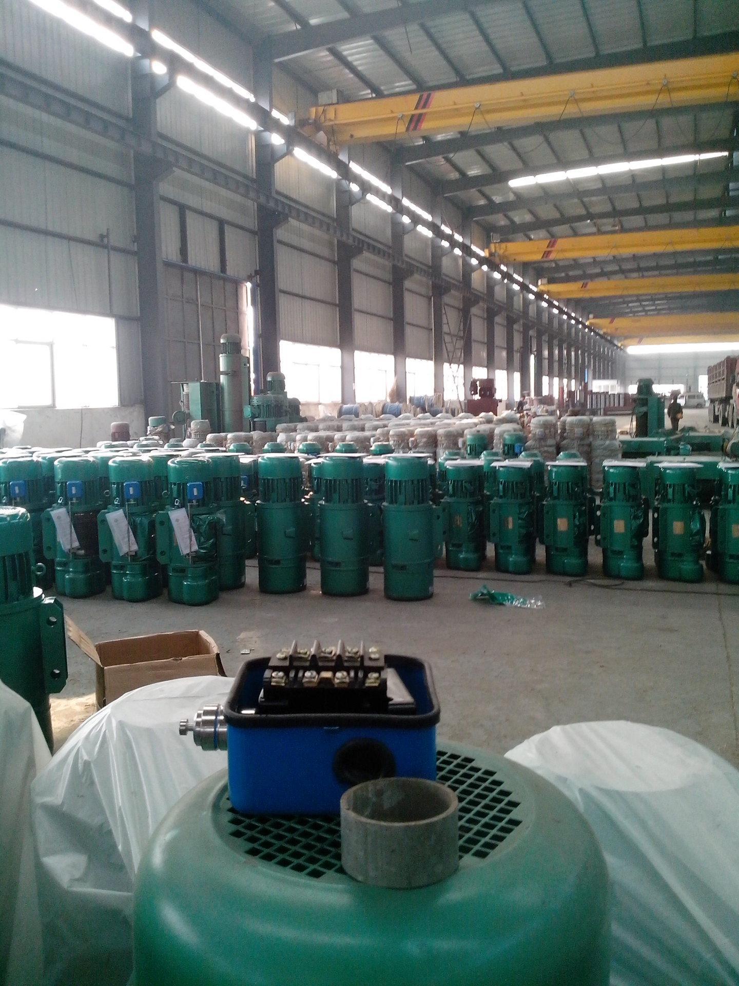 16吨电动葫芦单速CD16T起升高度6/9/12/18/24/30米 1
