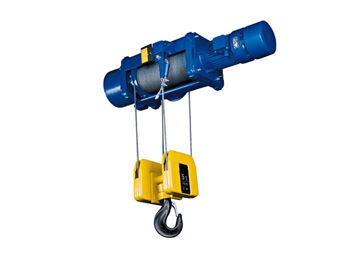 固定式電動葫蘆 河南礦山起重機械 5