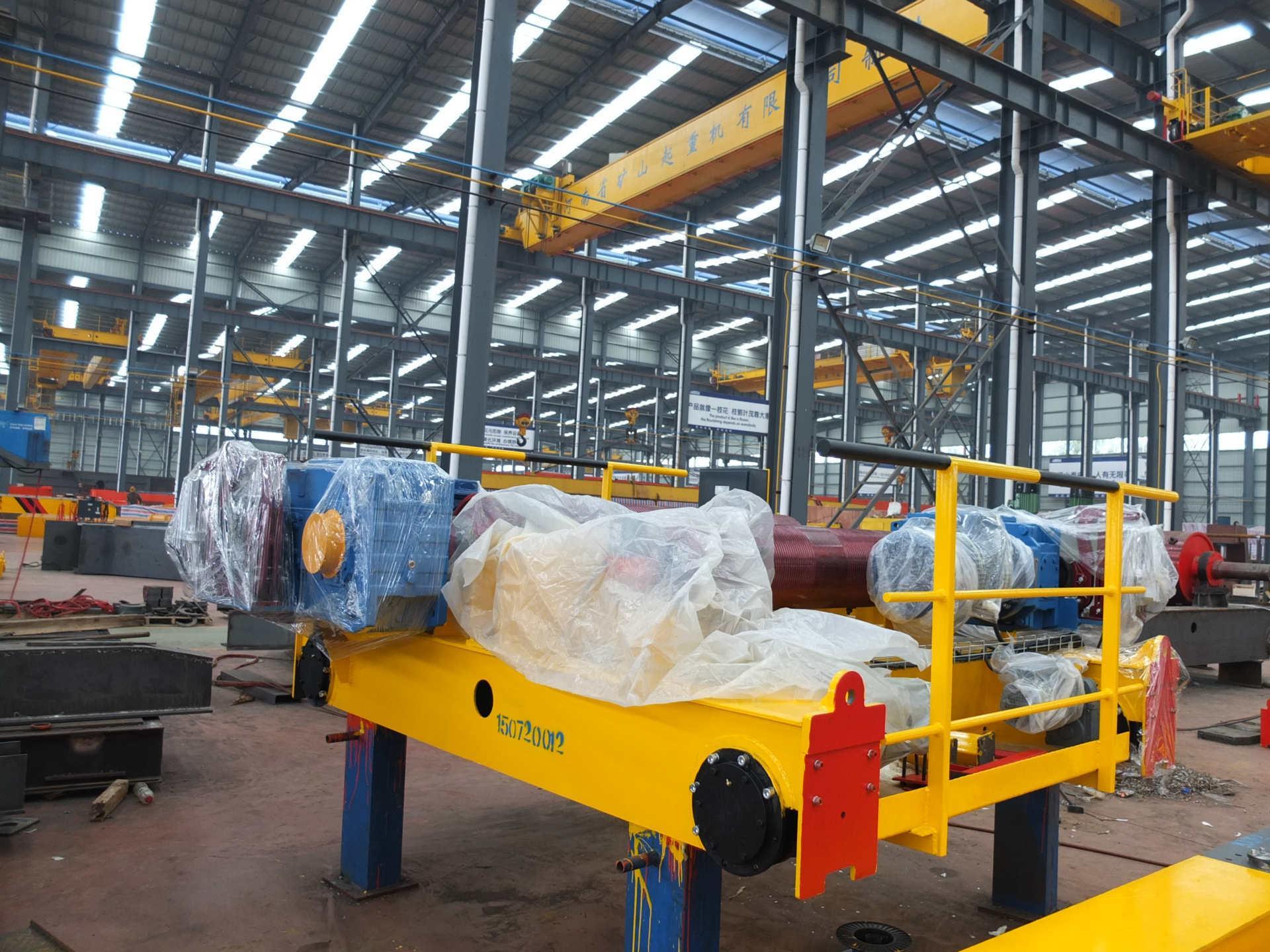 LH型雙梁10噸電動葫蘆雙梁起重機 河南礦山起重 6