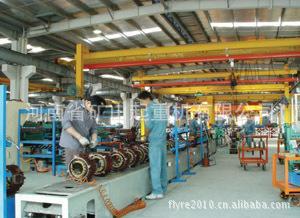 HB型三级防爆钢丝绳电动葫芦生产厂家 5