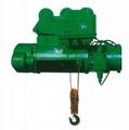HB型三级防爆钢丝绳电动葫芦生产厂家 4