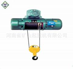 HB型三级防爆钢丝绳电动葫芦生产厂家