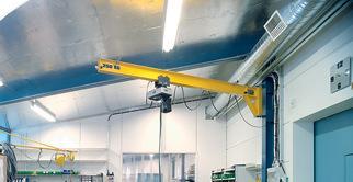 1/2/3T歐式壁形式懸臂吊維修保養懸臂吊生產廠家 1