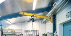 1/2/3T欧式壁形式悬臂吊维修保养悬臂吊生产厂家
