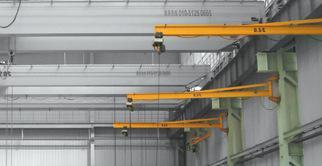 1/2/3T歐式壁形式懸臂吊維修保養懸臂吊生產廠家 2