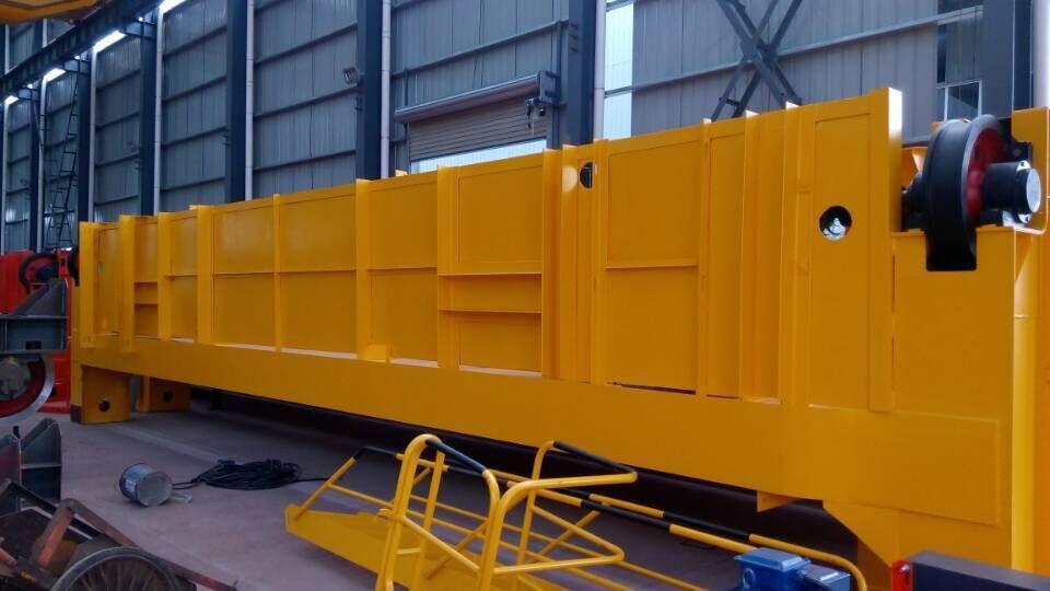 QD型32/5吨吊钩桥式双梁起重机QD32/5-21.5/22.5/23.5M河南矿山 2