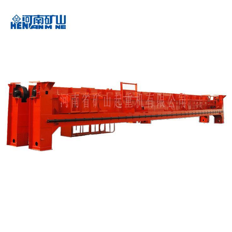 200/50 ton QD overhead crane with hook 2