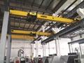 20T European type bridge crane