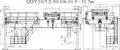 16吨QDY吊钩桥式铸造起重机 河南矿山 3