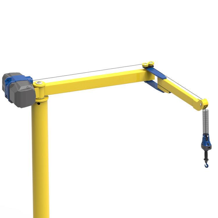 智能提升折臂起重机车间专用智能平衡吊 2