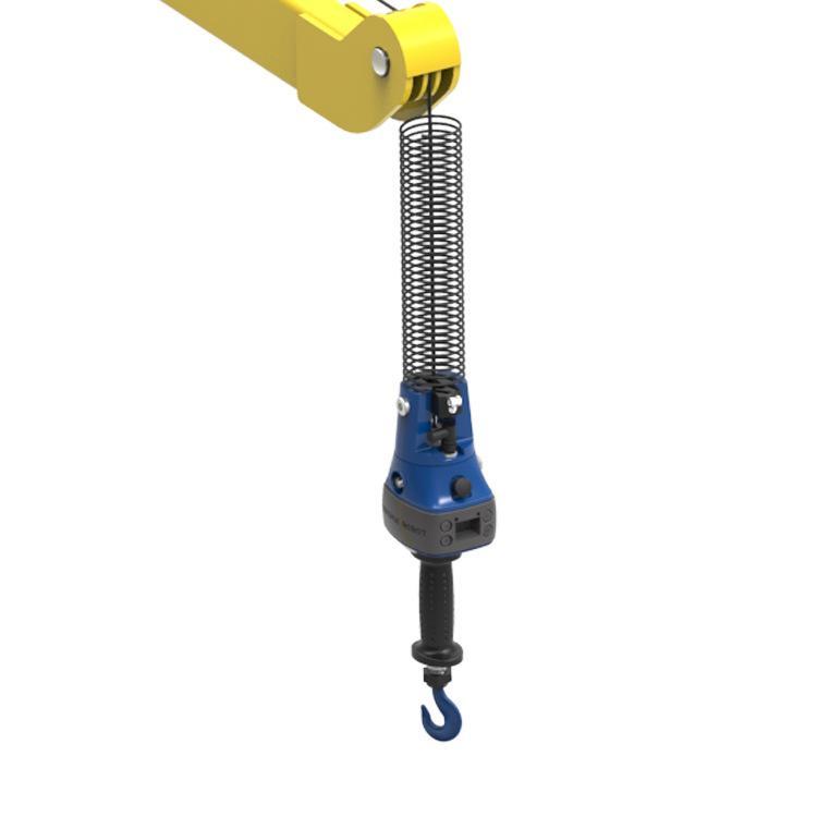 智能提升折臂起重机车间专用智能平衡吊 4