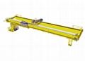 200/50吨QD型吊钩桥式起重机 河南矿山 1