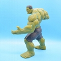 Factory direct resin strong the Hulk's character image action figures