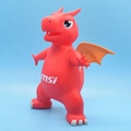 Factory direct PVC the small fly Dragon's character image cartoon action figures