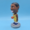 Factory direct PVC the basketball player's character image cartoon action figure