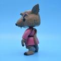 Factory direct PVC cute Kung Fu Panda's character image cartoon action figures