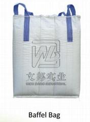 FIBC Baffle Bag