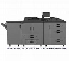 Copier Printer, black and white digital press