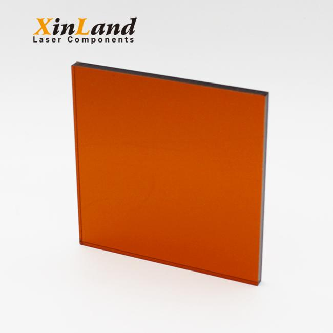 Factory hottest OD4+ View Protection Laser Safety Window Sheet 2